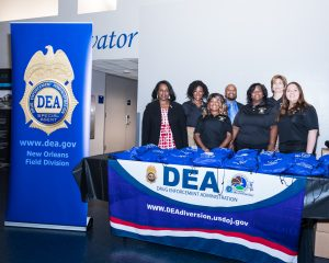 dea new orleans program